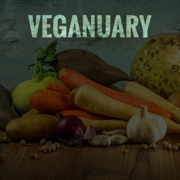 Gute Vorsätze – Ein veganer Januar