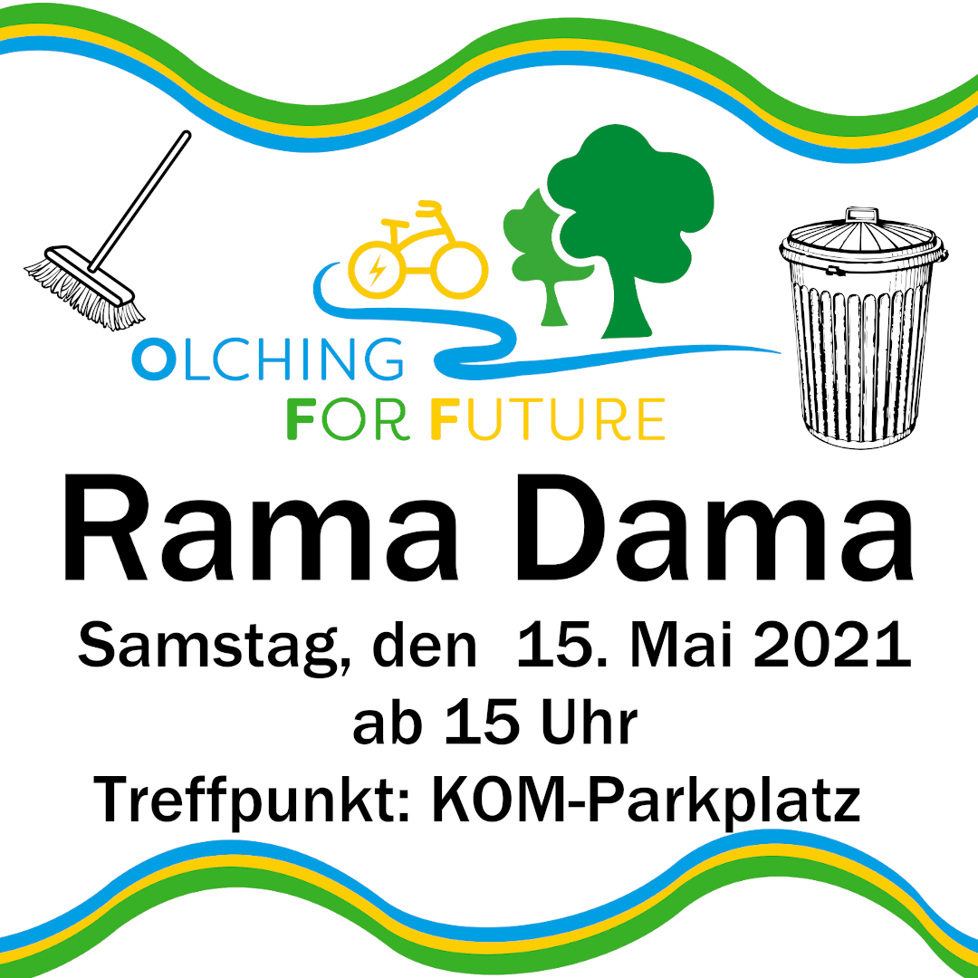 Rama Dama am 15.05.2021